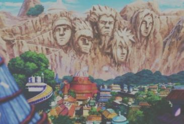 Naruto: a theme park, the japanese rebuild the Leaf Village
