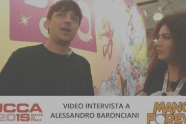 Video Interview with Alessandro Baronciani | Lucca Comics and Games 2018