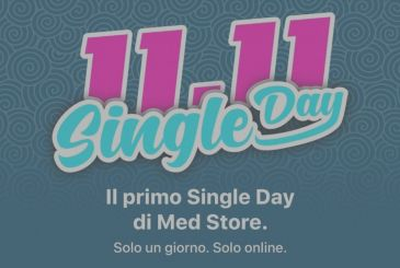 Only one day, online only: get the Single Day, Med Store, discounts up to 60%