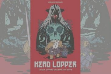 Head Lopper Vol. 1 – The Island, A Plague of the Beasts of Andrew Maclean | Review