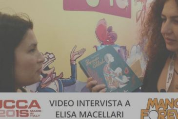 Video Interview with Elisa Butchers | Lucca Comics and Games 2018
