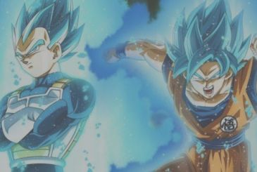 Jump Force: confirmed Vegeta Super Saiyan Blue and Golden Freezer
