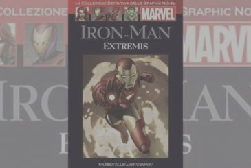 Iron Man: Extremis – this is The Definitive Collection of the Graphic Novel Marvel Vol. 5 | Review