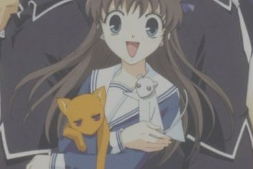New animated series for Fruits Basket