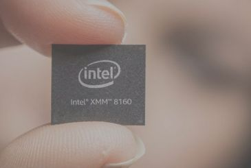 Intel has the chip XMM 8160: it will be the modem of the first iPhone 5G?