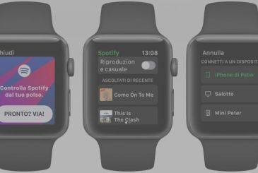 Spotify for Apple Watch is available now in the App Store
