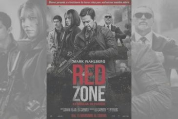 Red Zone – 22 Miles of Fire-Peter Berg | Review