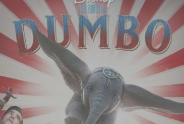 Dumbo: the first trailer and poster