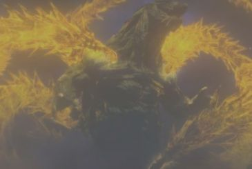 Godzilla vs King in the Battle in the new trailer for the latest animated movie