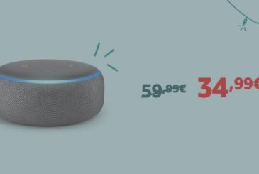 Amazon anticipates the BlackFriday with Echo Dot-to-34,99€, and the Smart plug to 9.99€