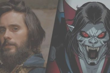 Morbius: a video of Jared Leto gives birth to the production