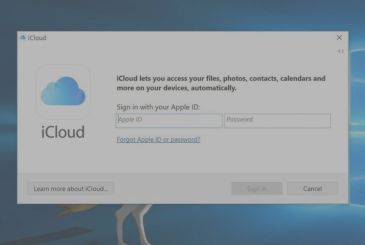 Apple and Microsoft are working to resolve the problems of compatibility of iCloud for Windows