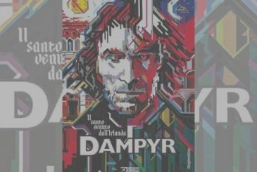 Dampyr – The Holy one came from Ireland | Review