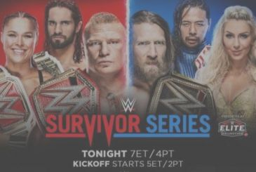 WWE Survivor Series: the results of the Pay-Per-View