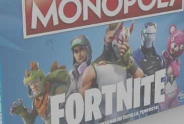 Monopoly – Fortnite in December in ITALIAN