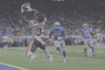 [NFL] Week 12: With the heart we win! (Chicago Bears vs Detorit Lions 23-16)