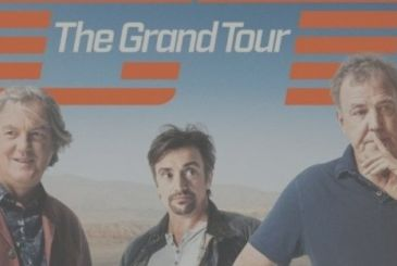 The Grand Tour: the trailer of the third season
