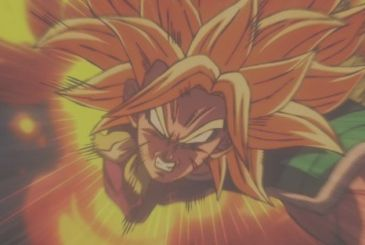Dragon Ball Super Broly: the details of the manga promotional