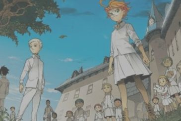 The Promised Neverland: new preview video and key visual