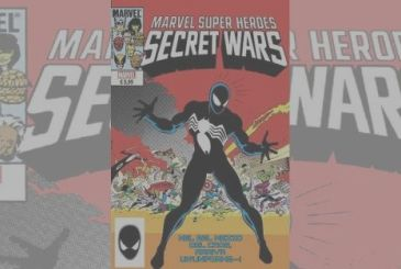 Marvel Super-Heroes Secret Wars #8 – Marvel Legends 13 | Review