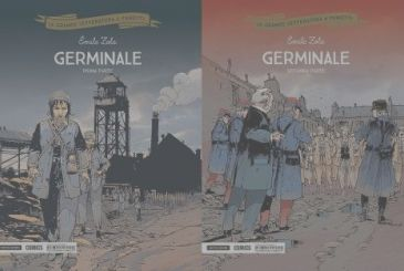 Germline – The Great Literature of the Comics Vol. 28 & 29 | Review