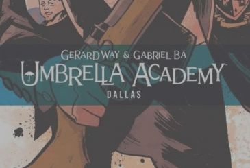 PREVIEW BAO Publishing – Umbrella Academy Dallas Gerard Way and Gabriel Bá