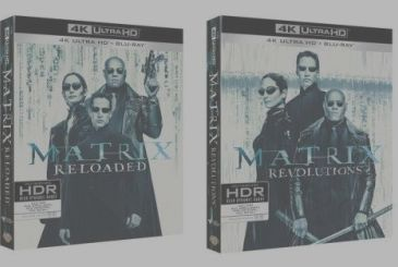 The Matrix Reloaded and Revolutions: the genius of the Wachowski 4K | Review Home Video