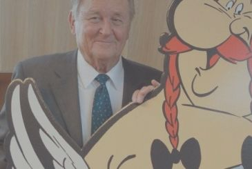 Asterix: Albert Uderzo does not want the hero to survive?