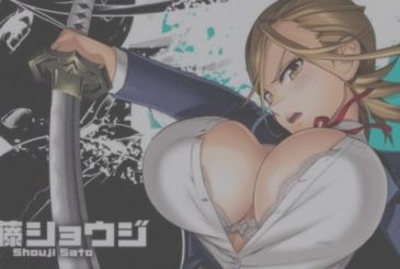 Triage X, the cover and the poster special volume 18