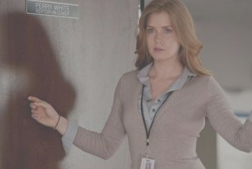 Amy Adams doubtful about its future as Lois Lane