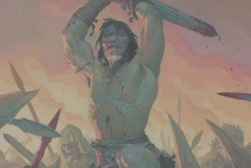 Conan the Barbarian meets the Avengers in the No Road Home