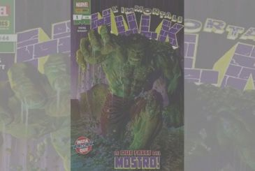 The immortal Hulk # 1 – The relaunch, and from the tone of the horror of Al Ewing and Joe Bennett | Review