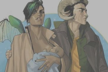 Brian V. Vaughan (Saga) has signed an agreement with Legendary Entertainment
