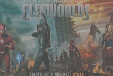 Arrowverse – Elseworlds: the latest promo and info on the crossover