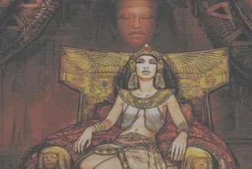 Mondadori Comics presents Cleopatra – the Second Part