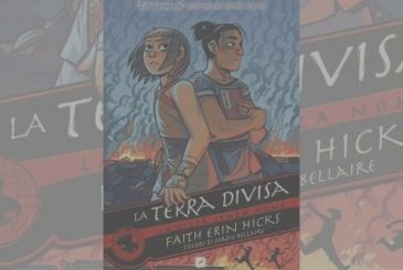 The Town With No Name Vol. 3 – The Land Divided, Faith Erin Hicks | Review