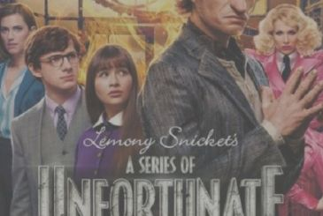 A Series of Unfortunate Events 3: the trailer in the original language and in ITALIAN