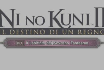 Ni No Kuni II: The Fate of a Kingdom, the release date of the DLC The Labyrinth of the king Ghost