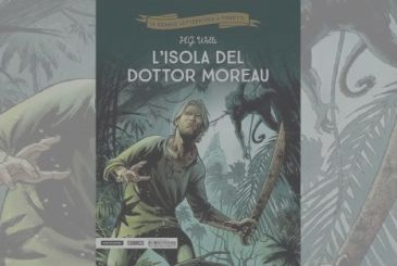 The Island of Dr. Moreau – The Great Literature of the Comics Vol. 31 | Review