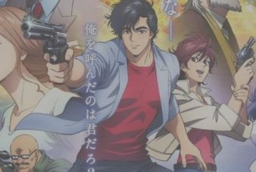 City Hunter 2019: new trailer, complete title, and the poster of the film
