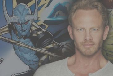 Swamp Thing: Ian Ziering (Sharknado) will be a Blue Devil