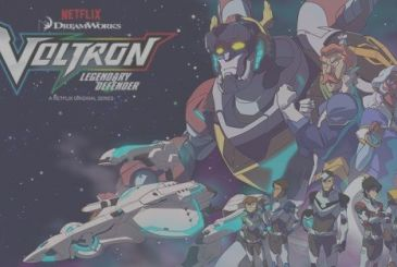 Voltron: Legendary Defender – the new trailer of the eighth season