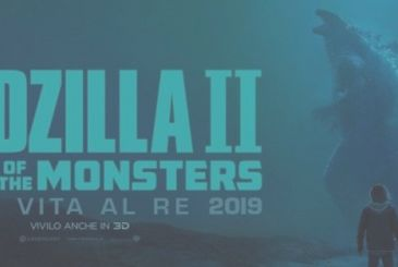 Godzilla II – King of the Monsters, a new poster of the Titans
