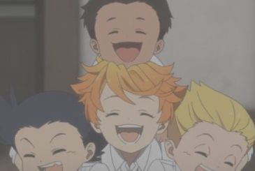 The Promised Neverland: new video preview and the cover of the new novel