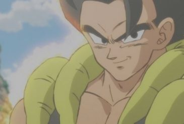 Dragon Ball Super Broly: the last promo with Goku, Broly and Gogeta