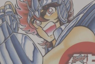 Saint Seiya Origin, the illustrations for the launch of the manga