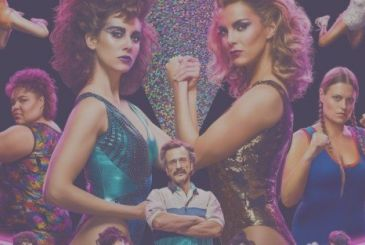 GLOW: the TV series becomes a comic for IDW