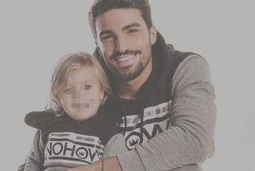 Mariano Di Vaio, make the child a party in the savannah