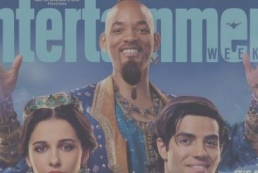 Aladdin: the new images from Entertainment Weekly