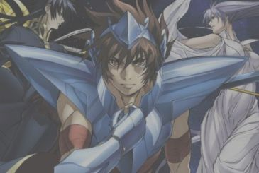 The Knights of Zodiac – Saint Seiya The Lost Canvas is available on Netflix Italy
